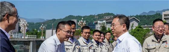 暖人心鼓干劲丨邹磊到四川公司、西藏分公司检查调研提质增效和改革发展工作
